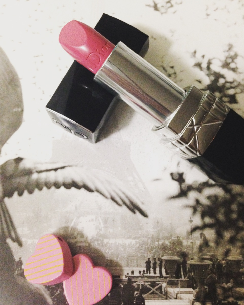 Lipstick Love ft Rouge Dior